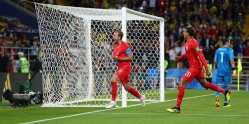 (VIDEO) Inglaterra vence en penales a Colombia y pasa a cuartos de final