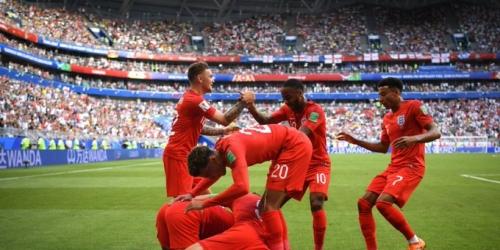 (VIDEO) Inglaterra vuelve a una semifinal después de 28 años