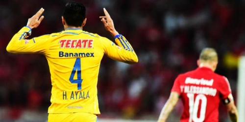 VIDEO: Internacional toma ventaja frente a Tigres (2-1)