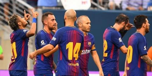 (VIDEO) International Champions Cup, El Barça empieza con pie derecho frente a la Juventus