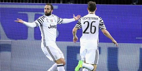 (VIDEO) Italia, con doblete de Higuaín la Juve superó al Cagliari en la Serie A