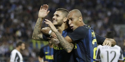 (VIDEO) Italia, el Inter derrotó a la Juve y dejó al Napoli como líder