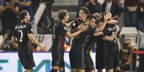 (VIDEO) Italia, el Milan se adjudicó la Supercopa en la tanda de penales