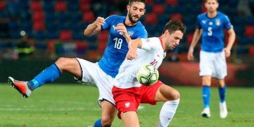 (VIDEO) Italia empató 1 a 1 en el arranque de la UEFA Nations League