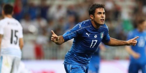 (VIDEO) Italia goleó a Uruguay por 3-0 en partido amistoso