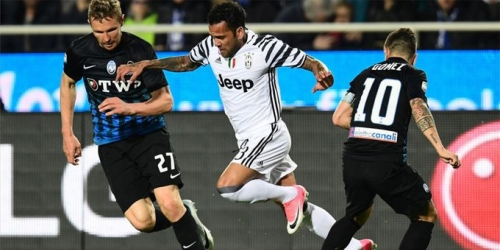(VIDEO) Italia, la Juve empató 2-2 frente al Atalanta en la Serie A