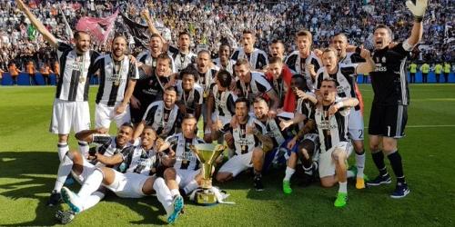 (VIDEO) Italia, la Juve es por la 35a ocasión campeón de la Serie A!