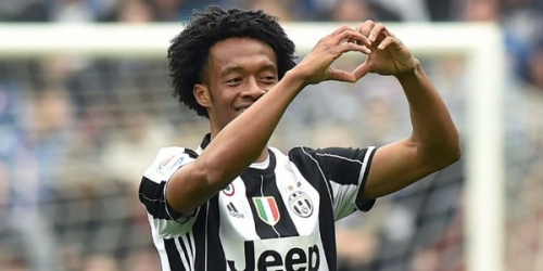 (VIDEO) Italia, la Juve le ganó a la Sampdoria con un gol del colombiano Cuadrado
