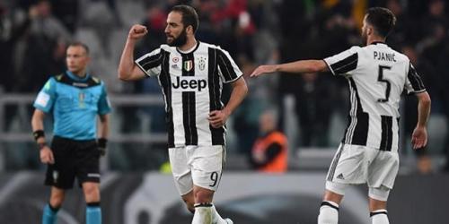 (VIDEO) Italia, la Juve rescató un punto en el clásico de Torino