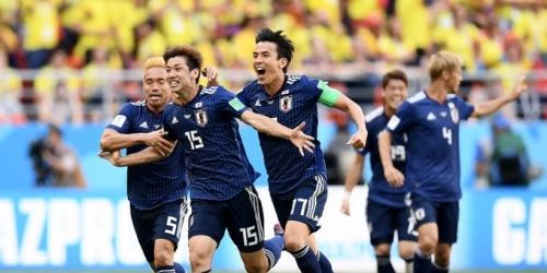 (VIDEO) Japón doblega a Colombia y consigue los 3 puntos