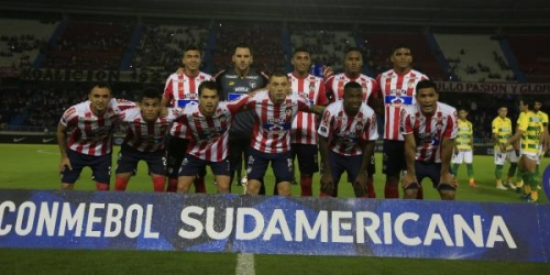 (VIDEO) Junior de Baranquilla con ventaja en Copa Sudamericana