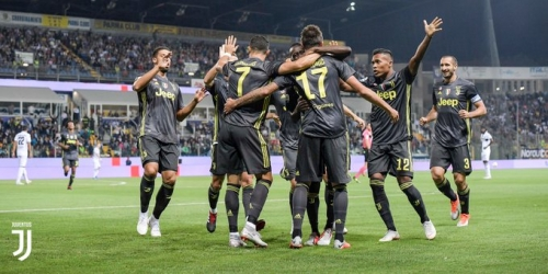 (VIDEO) Juventus conserva el liderato al ganar 2 a 1 al Parma