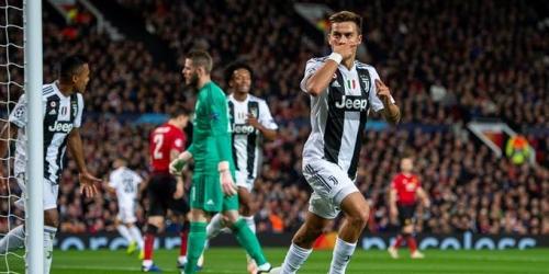 (VIDEO) Juventus de visita derrotó 1 a 0 al Manchester United