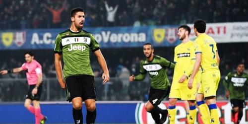 (VIDEO) Juventus ganó de visitante al Chievo Verona