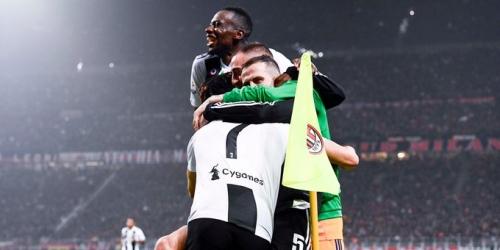 (VIDEO) Juventus se lleva una importante victoria de Milán