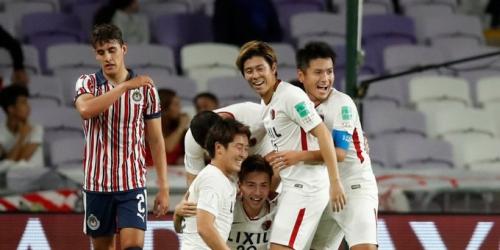 (VIDEO) Kashima sorprende a Chivas y lo elimina del Mundial de Clubes