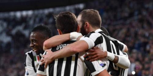 (VIDEO) La Juventus ganó al Atalanta por la Serie A