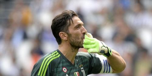 (VIDEO) La Juventus se despide con una victoria en la despedida de Buffon