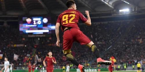 (VIDEO) La Roma se impone 3 a 0 sobre un Chelsea irreconocible
