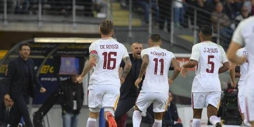 (VIDEO) La Roma vence al Torino en la 9ª jornada de la Serie A