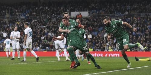 (VIDEO) Leganés clasificó a Semifinales y eliminó al Real Madrid