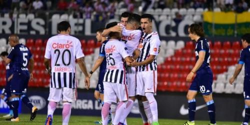 (VIDEO) Libertad aprovechó su localia y venció 1 a 0 a Racing