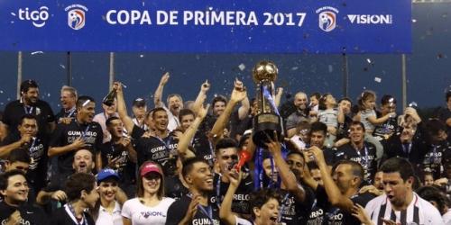(VIDEO) Libertad se coronó campeón del Apertura 2017 de Paraguay