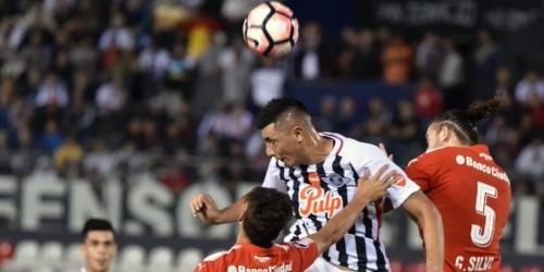 (VIDEO) Libertad venció a Independiente en la ida de semifinales de Copa Sudamericana