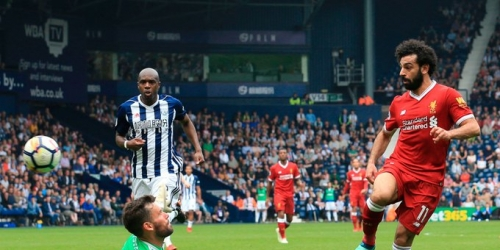 (VIDEO) Liverpool empata ante el Albion por Premier League