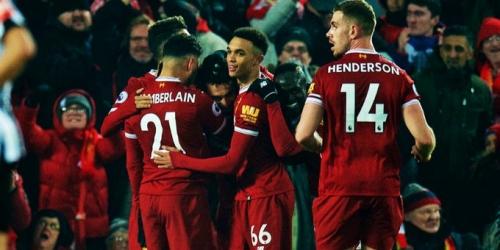 (VIDEO) Liverpool gana ante el Newcastle