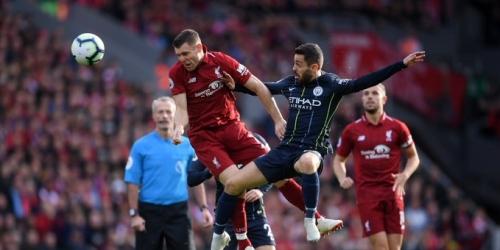 (VIDEO) Liverpool igualó con el Manchester City por la Premier League