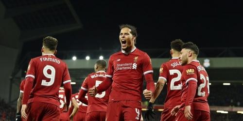 (VIDEO) Liverpool victorioso en el Derbi de Merseyside por FA Cup de Inglaterra