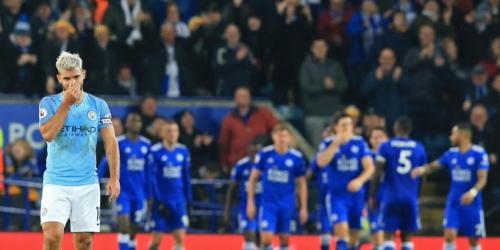 (VIDEO) Manchester City cae ante el Leicester y mira de lejos la punta