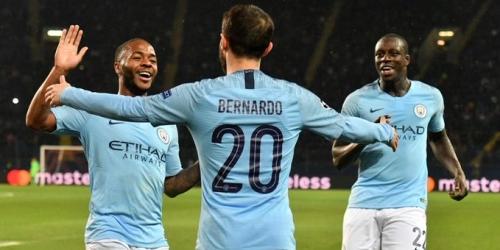 (VIDEO) Manchester City saca la cara por Inglaterra