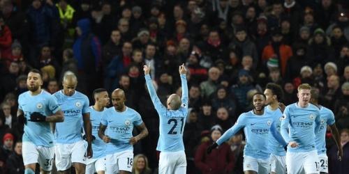 (VIDEO) Manchester City se ratifica como líder de la Premier