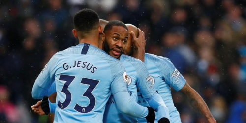 (VIDEO) Manchester City vence al Everton por la Premier League