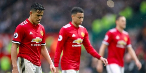 (VIDEO) Manchester United cae y consagra al Manchester City como campeón de la Premier League