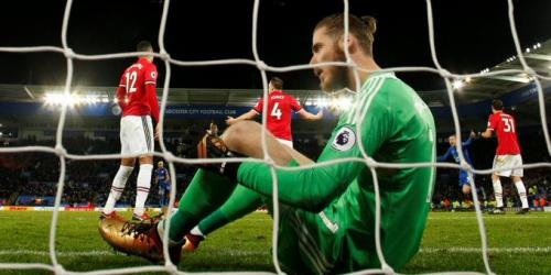 (VIDEO) Manchester United deja escapar su victoria ante el Leicester