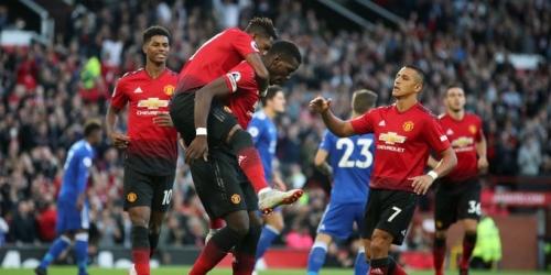 (VIDEO) Manchester United logra vencer al Leicester en inicio de la Premier League
