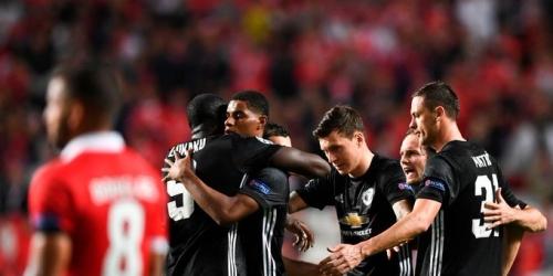 (VIDEO) Manchester United vence por la mínima en su visita al Benfica