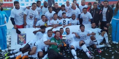 (VIDEO) Melgar levantó la copa en Perú: derrotó a UTC y clasificó a la Libertadores