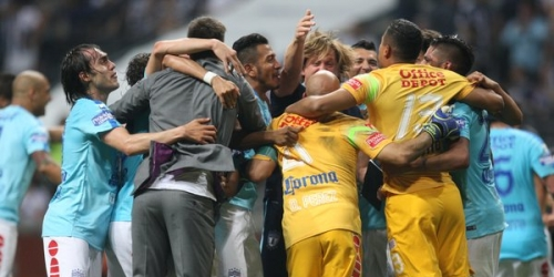 (VIDEO) México, el Pachuca se coronó como campeón de la Liga MX
