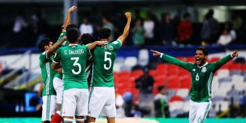 (VIDEO) México goleó a Honduras por 3-0 y puso un pie en Rusia 2018