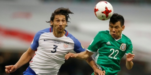 (VIDEO) México y EEUU empataron 1-1 en las Eliminatorias de la CONCACAF a Rusia 2018