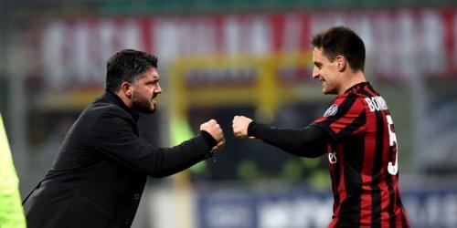 (VIDEO) Milán consiguió una victoria de la mano de Gennaro Gattuso