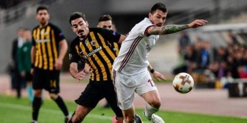 (VIDEO) Milán empata ante el AEK Atenas