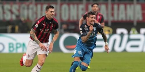 (VIDEO) Milán obtiene su tercera victoria consecutiva derrotando al Empoli