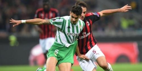 (VIDEO) Milán se trae un punto valioso en suelo español