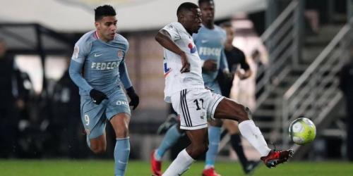 (VIDEO) Monaco empata contra el Amiens