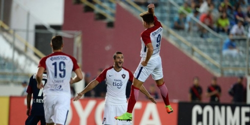 (VIDEO) Monagas cae en su debut de Copa Libertadores